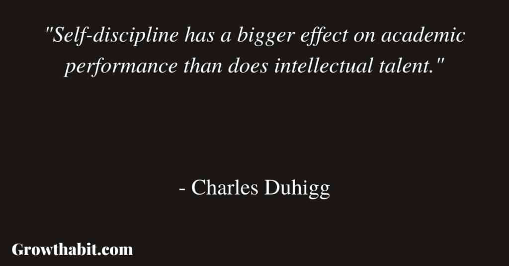 Charles Duhigg Quote