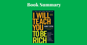 I Will Teach You To Be Rich - Book by Ramit Sethi