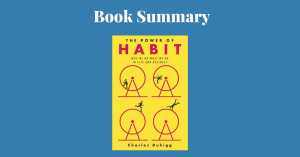 The Power Of Habit Charles Duhigg Book Cover