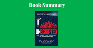 Unscripted-MJ-Demarco-Book-Cover
