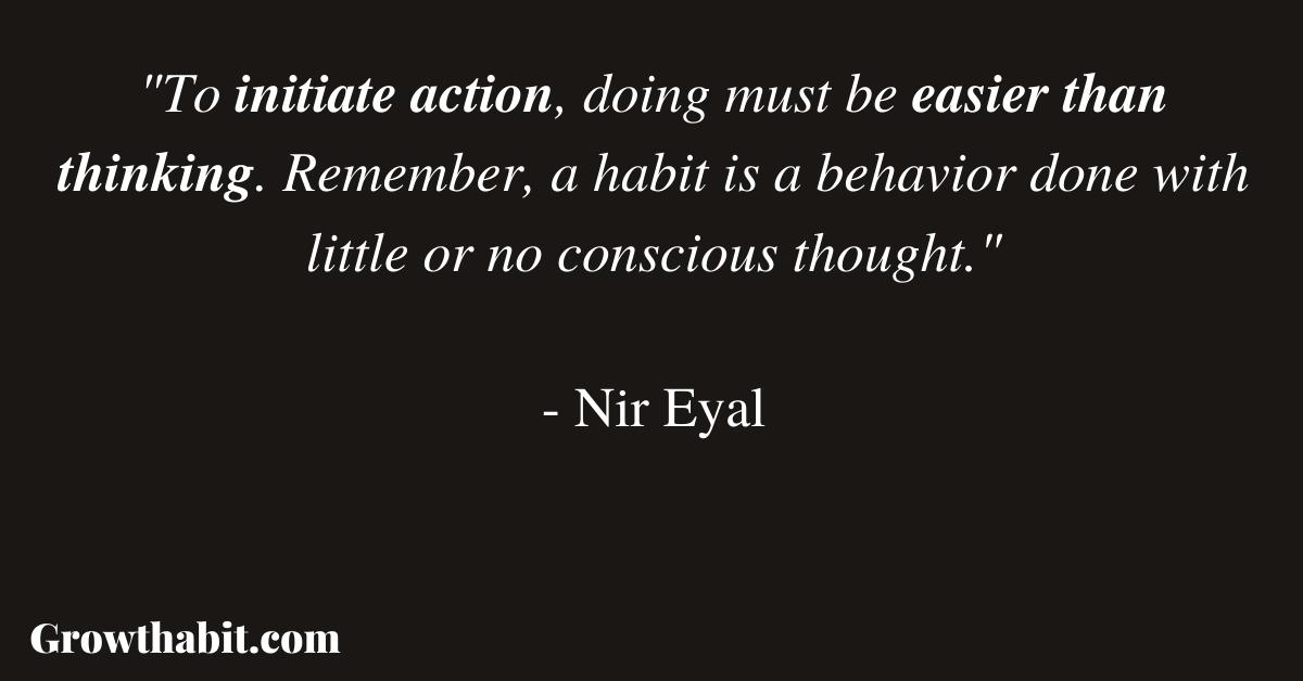 Nir Eyal Quote 2
