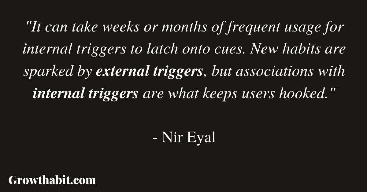 Nir Eyal Quote