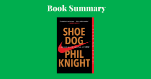 Shoe Dog by Phil Knight - Book Cover