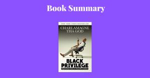 Black Privilege by Charlamagne tha God - Book Cover