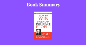 How to Win Friends & Influence People Book Cover