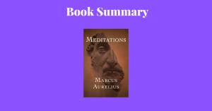 Meditations by Marcus Aurelius - Book Cover