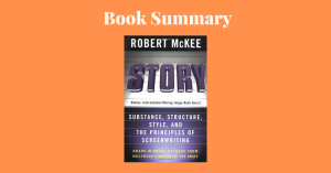 Story by Robert Mckee Book Cover