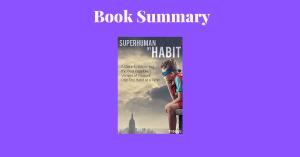 Superhuman by Habit - Tynan Book Cover