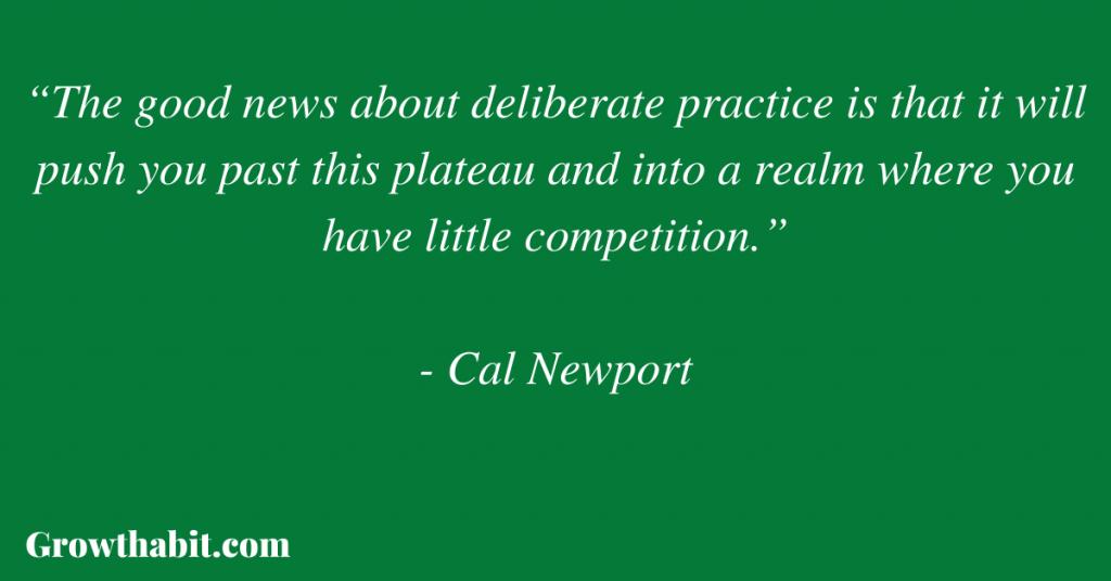 Cal Newport Quote 3