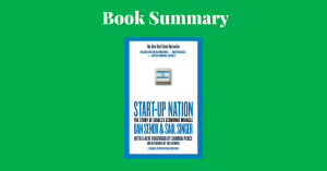 Start-Up Nation - Book Cover