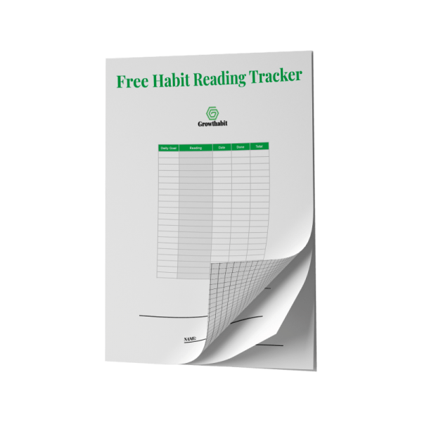 Growthbit - Habit Tracker Image